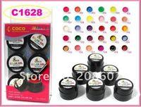 Гель для ногтей 5 6pcs/30color