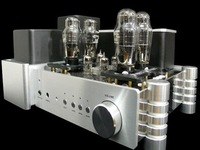 Free Shipping YAQIN MS-2A3 Integrated Class A Tube Amplifier 100% New In Box