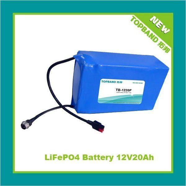 li-ion marine battery
