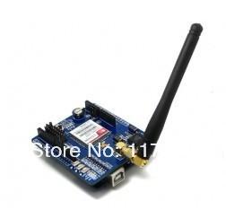 GPRS/GSM SIM900 מגן פיתוח המנהלים משלוח חינם