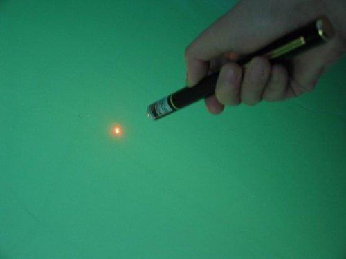 2mW Yellow Laser Pointer Pen
