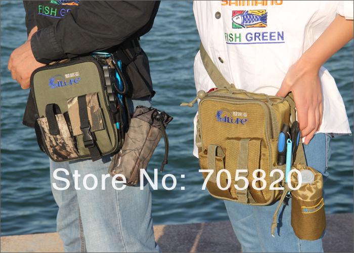 сшить сумку для рыбака своими руками