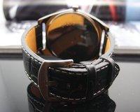 Наручные часы Analog sport casual round silicone quartz watches men wristwatch 9-4-16