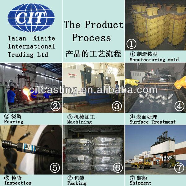 Vermicular graphite cast iron
