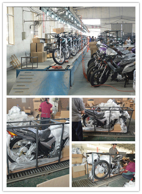 Newest price of cheap 150cc motorcycle in china
