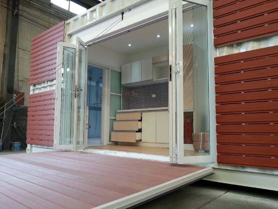 40ft HQ shipping containers for office