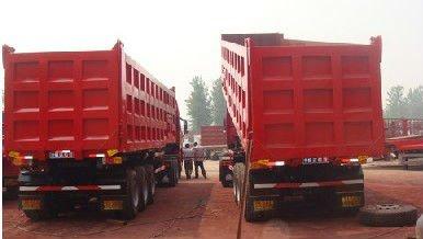 Van Semi-trailer