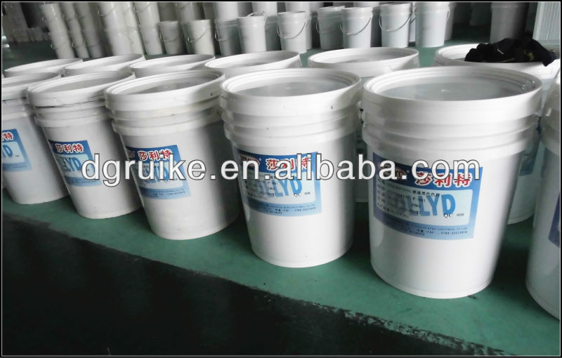 water based ink rubber paste for textile