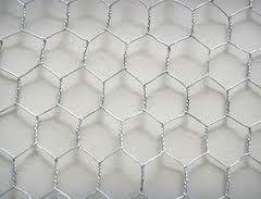 Double Twisted Hexagonal Gabion Wire Mesh (10 x 12, 8 x 10, 6 x 8)