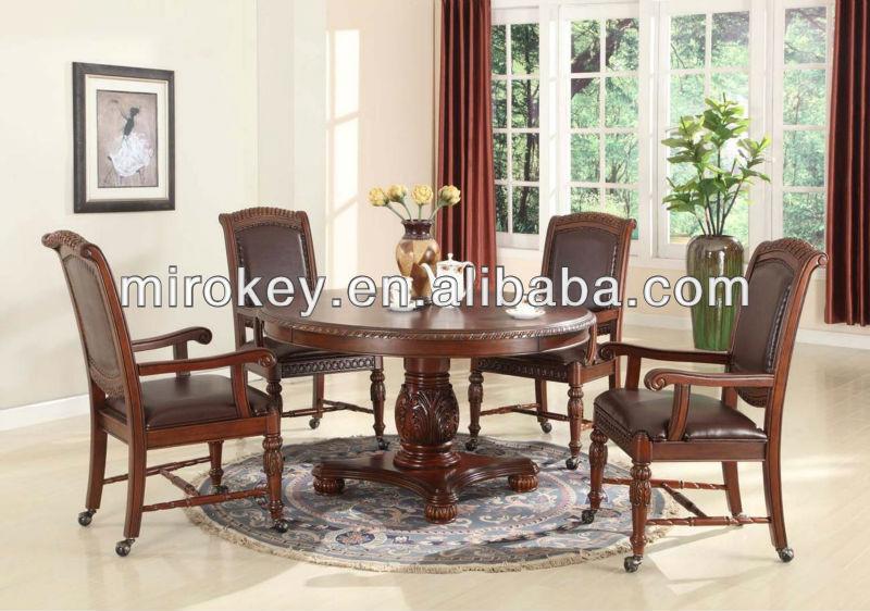 Antiguos de madera juego de comedor, antiguos muebles de comedor ...