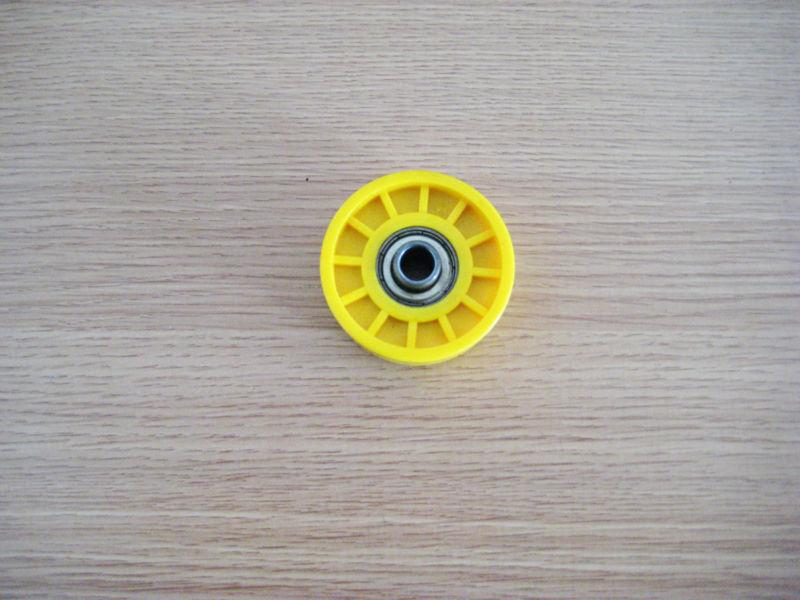 track plastic roller wheel small plastic wheel,plastic bearing,pvc roller bearing