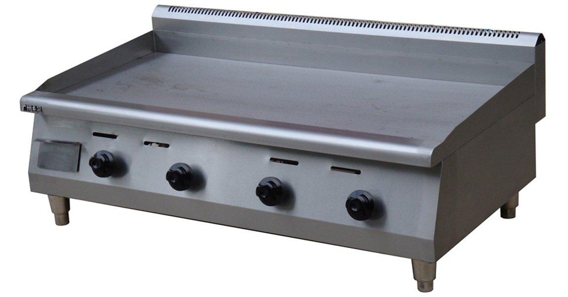 Plancha de gas gh 24 otras m quinas procesamiento - Planchas de acero inoxidable para cocinar ...