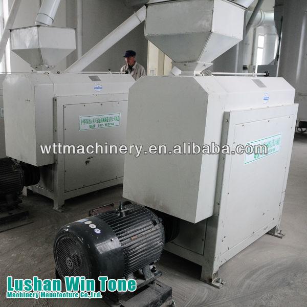 New designed maize debranning machine