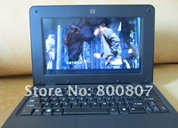 ноутбук Cheap 10inch mini laptop computer VIA 8850 cpu Android 4.0 OS 4GB Nandflash Notebook MINI Laptop +Dropshipping
