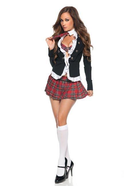 фото костюма плохой ученицы для секса