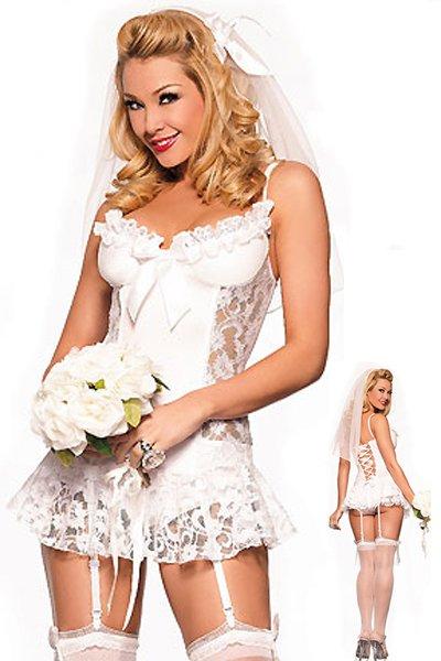 wedding dress costuem