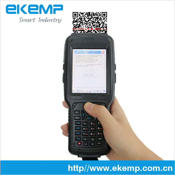 Android Industrial PDA with Phone call (x6)
