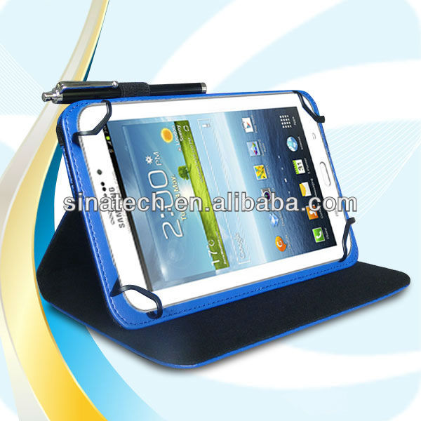 Universal tablet over for 8 inch touch pad,new design,cover for tablets.