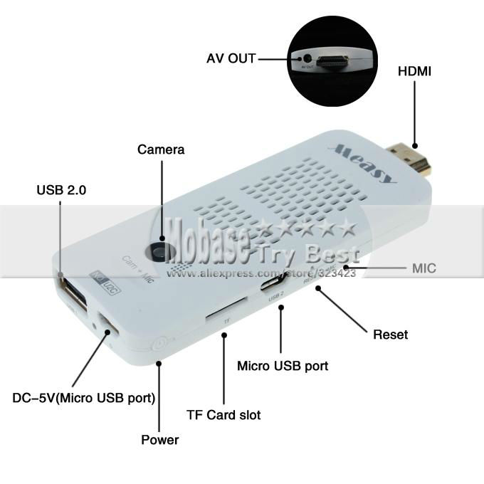 Measy U2C TV BOX 160161 8