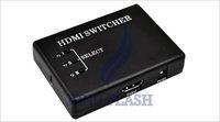 Оборудование распределения электроэнергии 1080P 3 Port HDMI Switcher Switch Splitter for HDTV PS3