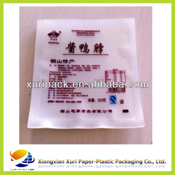 High quality high temperature plastic bag