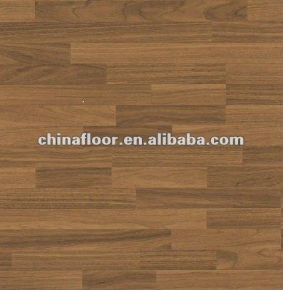 Water Resistant Three Strip Laminate Wood Flooring View
