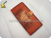 Free Shipping 10pcs/ lot New Arrival Mens Genuine Leather Wallets and Purses