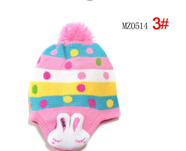 lovely baby winter hats