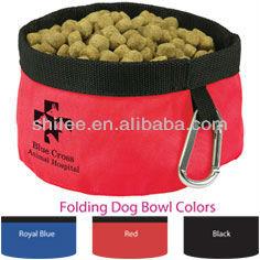 2013 Design Foldable Pet Water Bowl