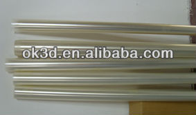 (0.635*36m/roll) Custom 3d cold laminating film for 3D printing double sides self adhesive plastic film