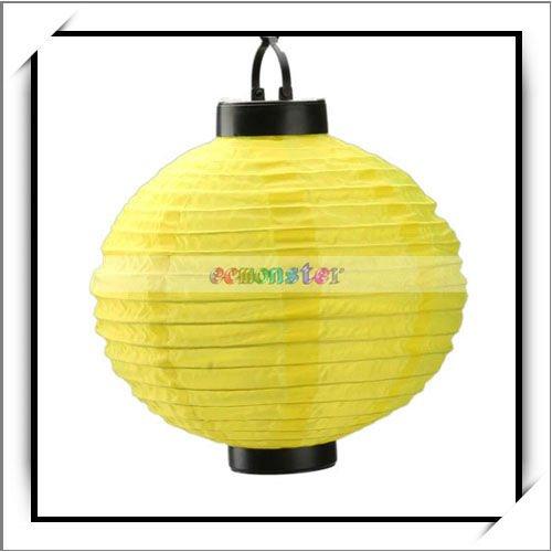 2012 jardin suspendu LED solaire extérieure lanterne chinoise ...