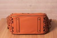 Маленькая сумочка 8 Colors tassel cut out women handbag hollow out vintage big purse shoulder bags totes