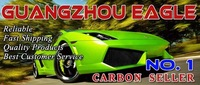 Наклейки 1.52*30m Glossy High Quality Black 2D Carbon Fiber Vinyl Calendared PVC Car Wrap Film