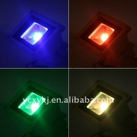 Прожектор Waterproof Remote Control 10W RGB LED Flood spot Light bulb lamp 900LM YC-Light12