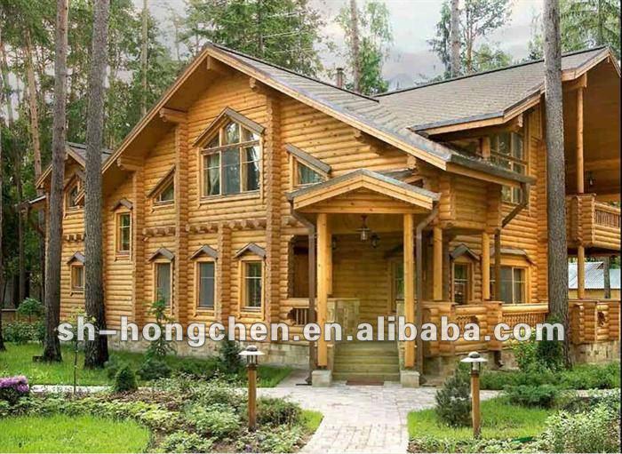 2012 Best Seller Cheap Modern Prefab Wood House Kit For