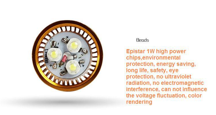 cost-saving e14 3w led candle light bulb