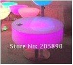 Пластиковый стул LED furniture LED table
