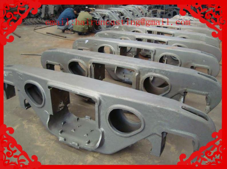 China supplier grey iron casting, spheroidal graphite iron/ductile iron casting, iron casting