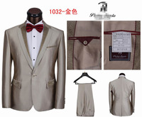 New fahsion brand men's business suit dress suit