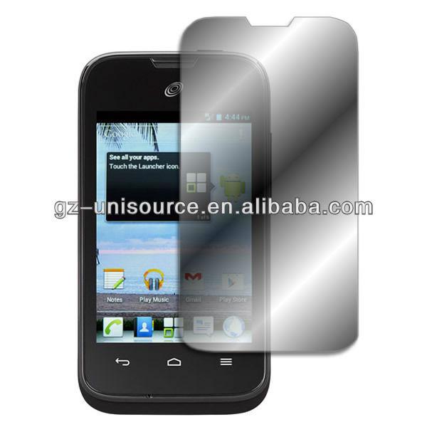 ... Huawei Inspira H867G MATTE ANTI-GLARE SCREEN PROTECTOR LCD Straight