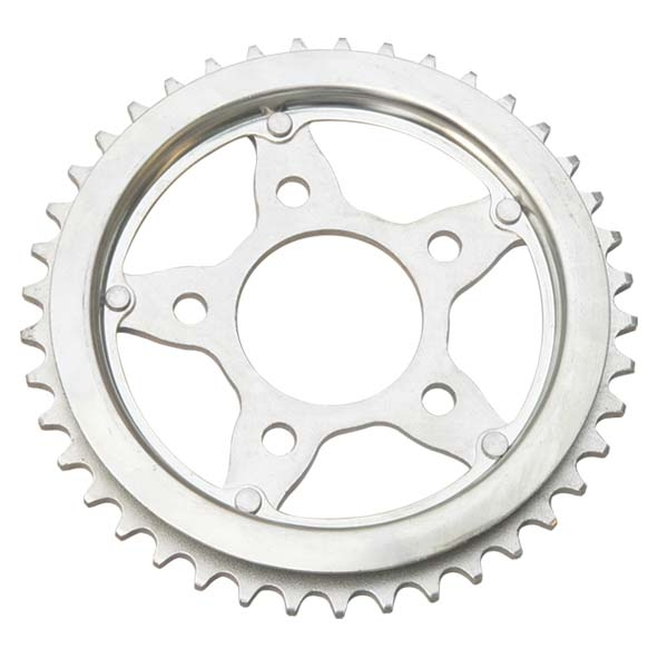 D-218 motorcycle chain sprocket
