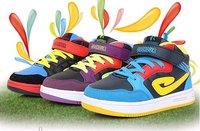 Ботинки для мальчиков Children warm Jiarongtongxue tendon sole boots 0145 Кожаный
