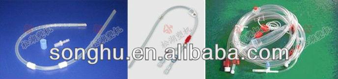 ผู้จัดจำหน่ายในประเทศจีนมีการอัดขึ้นรูปเส้นท่อเลือดล้างไต
