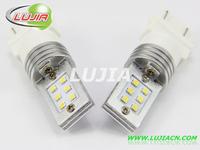 Фонарь заднего хода 2pc/lot Super brightness T25 3156 12w samsung 2323 chip led car reverse/turn light