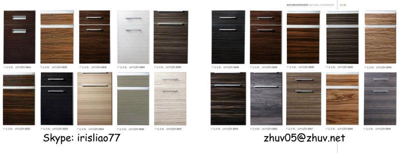 UV high gloss melamine mdf 18mm sheet price board ZHDM WG, View mdf ...