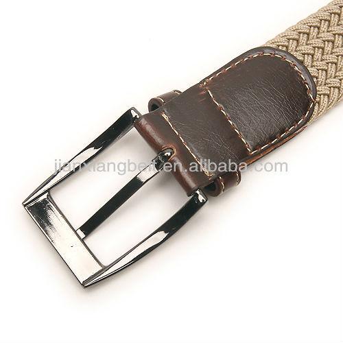 Best cotton leather belt mens womens western belts cheap with belt buckles