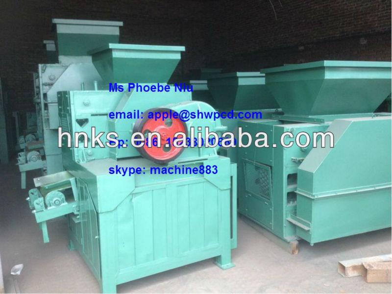 coal and charcoal briquette press machine mobile 0086 15238020669.jpg