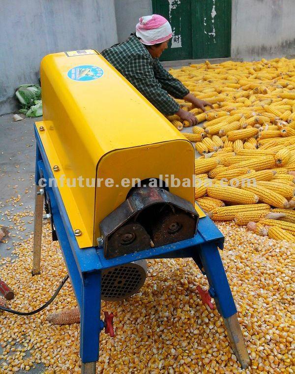 electric mini corn sheller