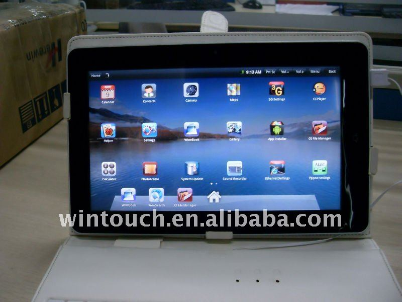 Android 2.2 Tablet PC MID - wintouch