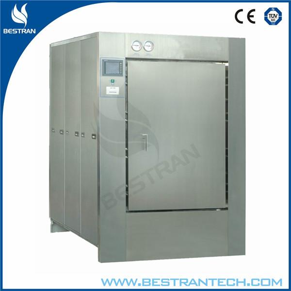 BT-VS Class B Pulsating Vacuum 2 door pressure sterilizer autoclave